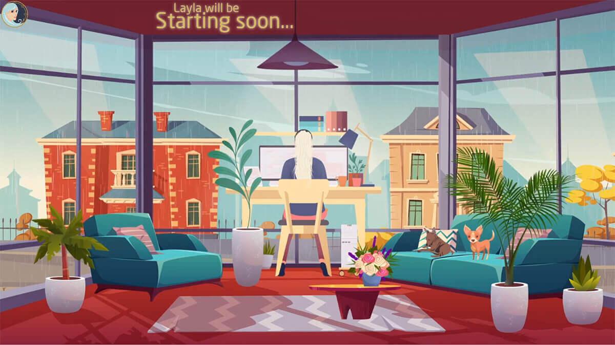 penthouse original 2D artwork